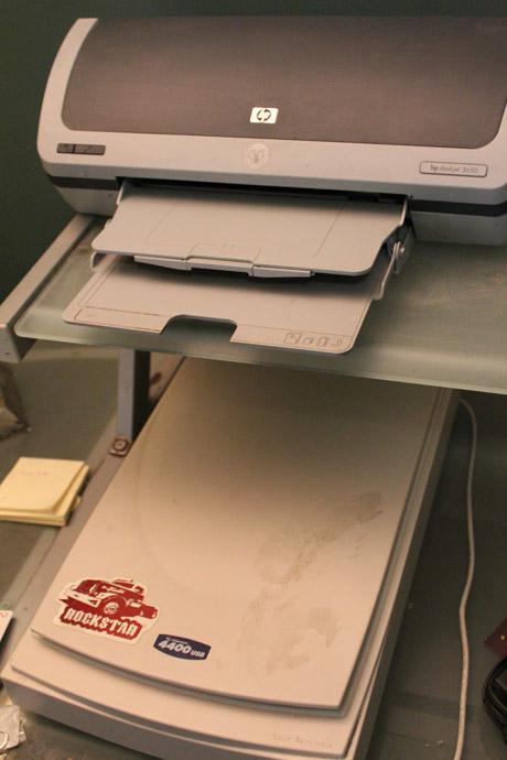 Imprimante_Scanner